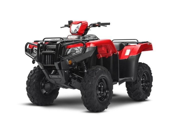 2021 Honda TRX520 Rubicon IRS EPS Photo 3 sur 3