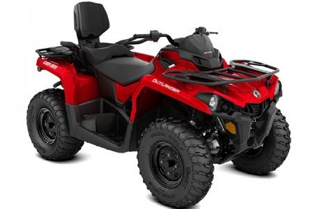 2021 Can-Am Outlander MAX 450 Photo 1 of 1