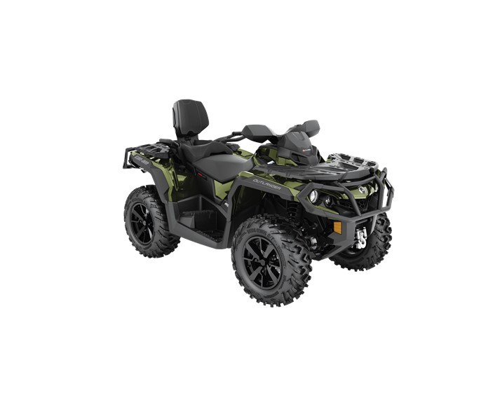 2021 Can-Am Outlander MAX XT 650 Photo 1 of 2