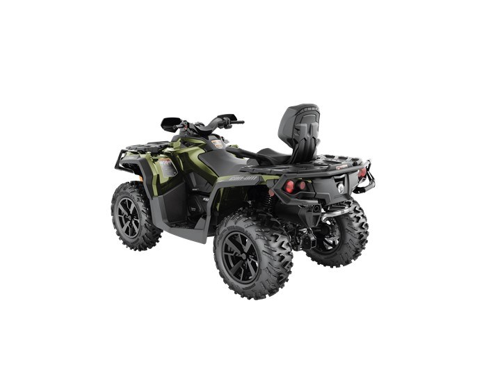 2021 Can-Am Outlander MAX XT 650 Photo 2 of 2