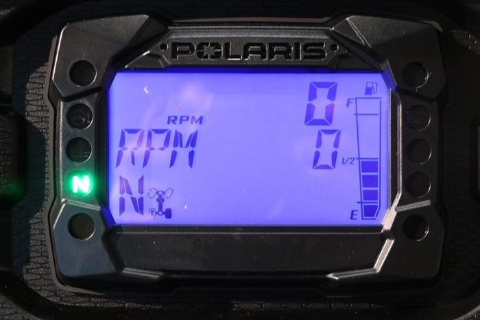 2021 Polaris Sportsman 450 High Output Photo 7 of 11