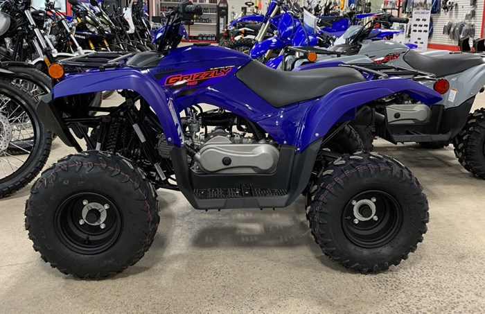 2021 Yamaha Grizzly 90 Photo 1 of 4