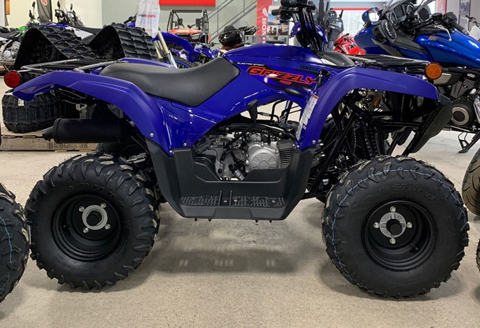2021 Yamaha Grizzly 90 Photo 2 of 4