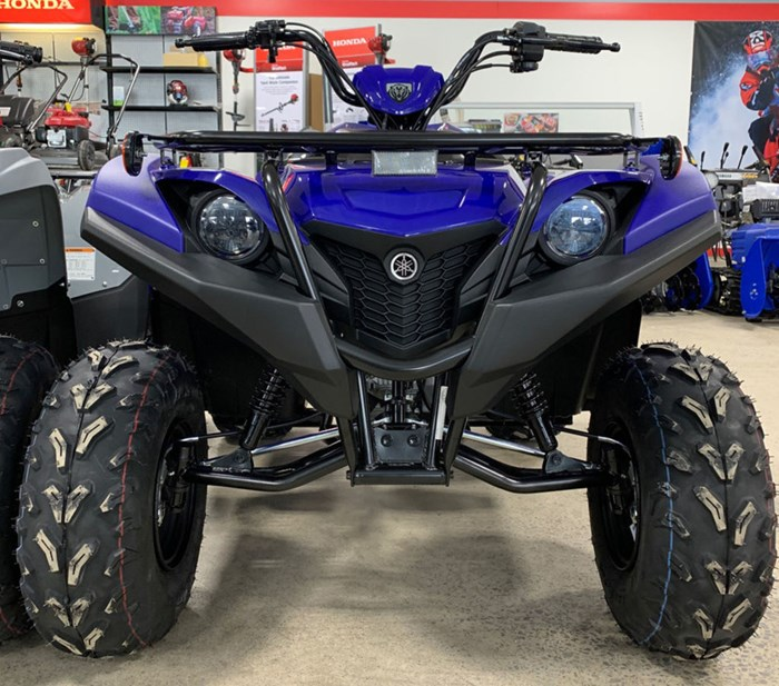 2021 Yamaha Grizzly 90 Photo 3 of 4