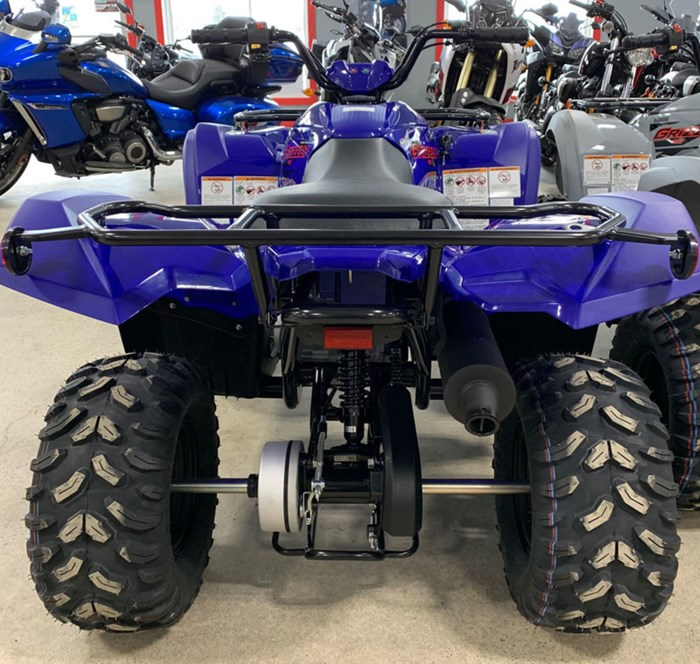 2021 Yamaha Grizzly 90 Photo 4 of 4