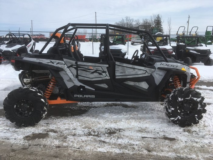 2021 Polaris RZR XP 4 1000 High Lifter Photo 2 of 5