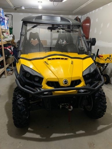 2015 Can-Am Commander XT Photo 1 of 5