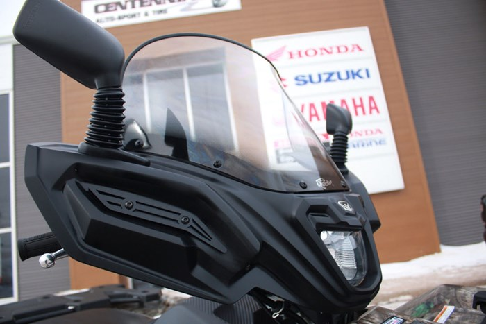 2021 Suzuki KingQuad LT-A500XPZC Camo Photo 11 of 13
