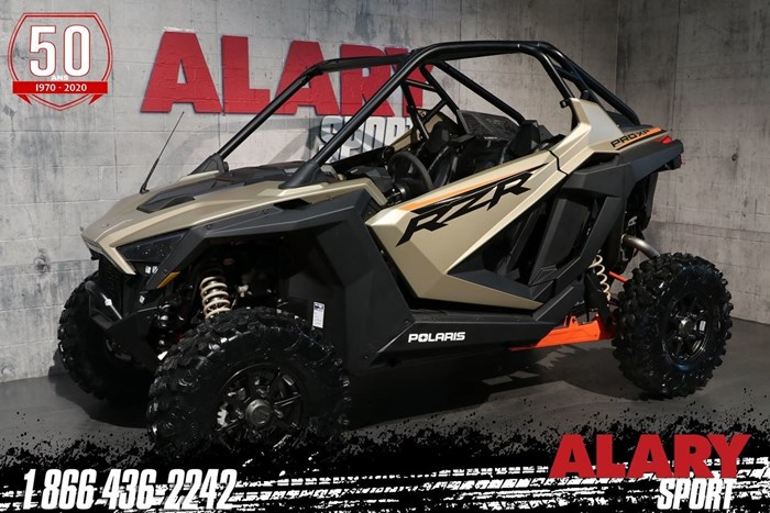 2021 Polaris RZR PRO XP Premium Photo 1 of 11