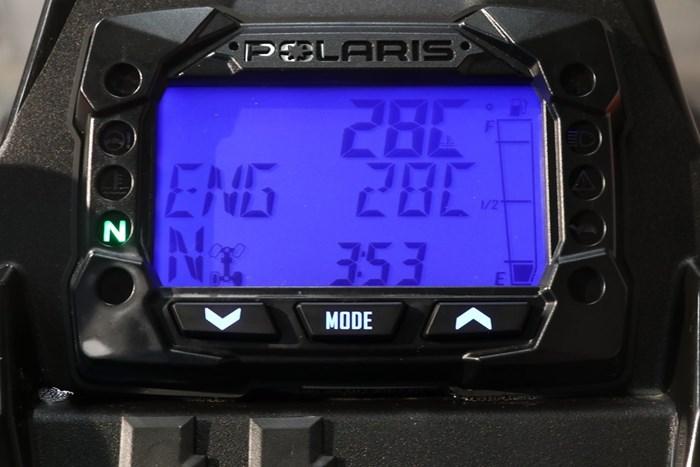 2021 Polaris Scrambler 850 Photo 7 of 11