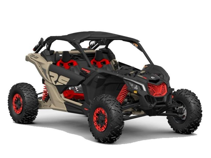 2021 Can-Am Maverick X3 X rs Turbo RR With Smart-Sho Photo 1 of 1