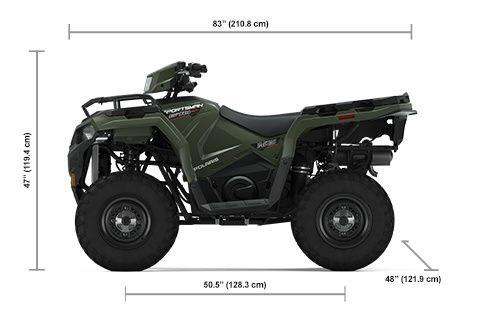 2021 Polaris Sportsman 570 Photo 9 of 9