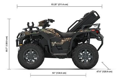 2021 Polaris Sportsman XP 1000 Hunter Edition Photo 9 of 9