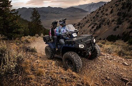 2021 Polaris Sportsman Touring 850 Photo 4 of 9