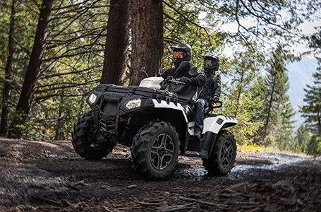 2021 Polaris Sportsman Touring XP 1000 Photo 4 of 9