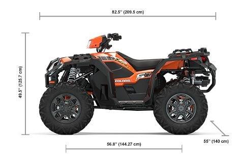 2021 Polaris Sportsman XP 1000 S Photo 9 of 9