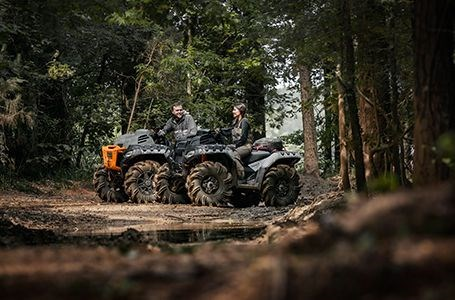 2021 Polaris Sportsman 850 High Lifter Ghost Gray Photo 4 of 9
