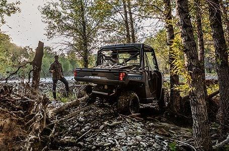 2021 Polaris RANGER 1000 Sagebrush Green Photo 4 of 8