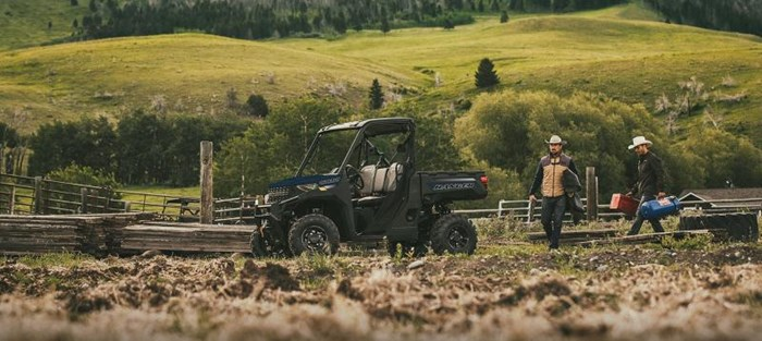 2021 Polaris RANGER 1000 Sagebrush Green Photo 5 of 8