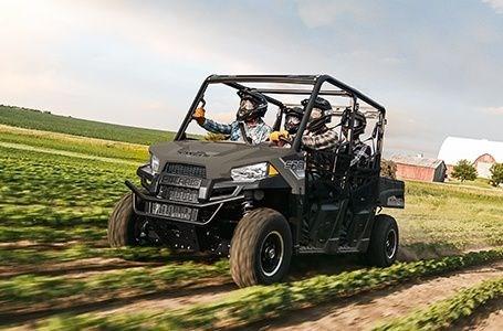 2021 Polaris RANGER CREW 570 Premium Photo 5 of 8