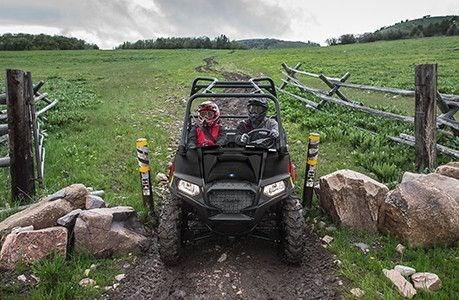 2021 Polaris RZR Trail 570 Premium Photo 5 of 10