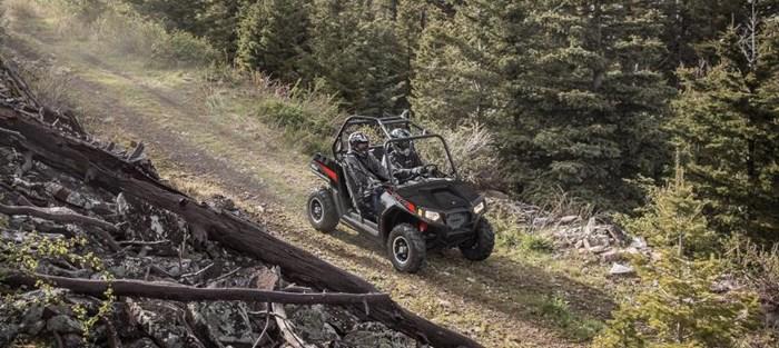 2021 Polaris RZR Trail 570 Premium Photo 8 of 10