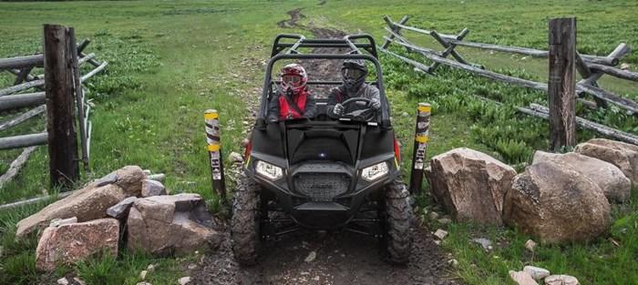 2021 Polaris RZR Trail 570 Premium Photo 9 of 10