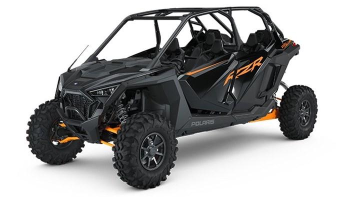 2021 Polaris RZR PRO XP 4 Premium Onyx Black Photo 1 of 9
