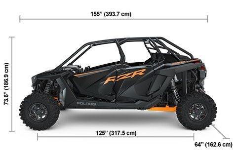 2021 Polaris RZR PRO XP 4 Premium Onyx Black Photo 9 of 9