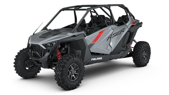 2021 Polaris RZR PRO XP 4 Sport Rockford Fosgate LE Vogue Silve Photo 1 of 2