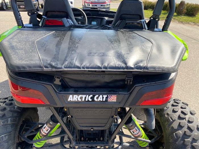 2017 Arctic Cat WILDCAT SPORT 700 XT Photo 6 of 9