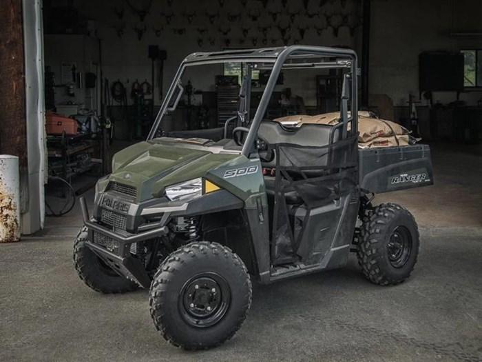 2022 Polaris Ranger 500 Photo 3 of 6