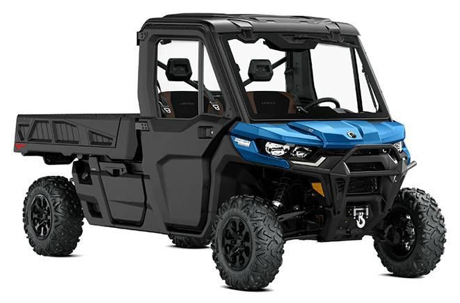 2021 Can-Am DEFENDER PRO LIMITED CAB HD10 Photo 1 of 3
