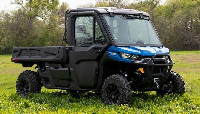 2021 Can-Am DEFENDER PRO LIMITED CAB HD10 Photo 3 of 3