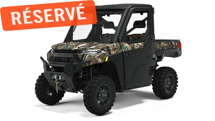 2021 Polaris RANGER XP 1000 NorthStar Premium Polaris Pursuit C Photo 1 of 8
