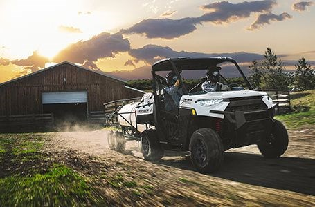 2021 Polaris RANGER XP 1000 NorthStar Premium Polaris Pursuit C Photo 3 of 8