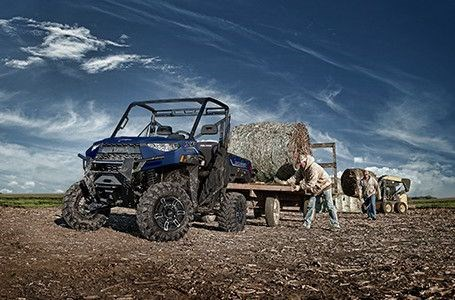 2021 Polaris RANGER XP 1000 NorthStar Premium Polaris Pursuit C Photo 5 of 8