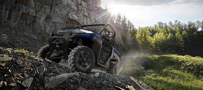 2021 Polaris RANGER XP 1000 NorthStar Premium Polaris Pursuit C Photo 8 of 8