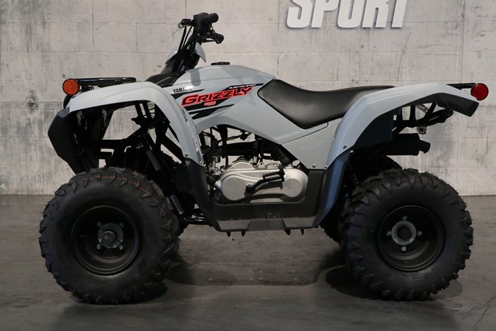 2021 Yamaha Grizzly 90 Photo 3 of 10