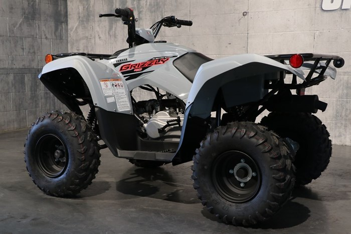 2021 Yamaha Grizzly 90 Photo 4 of 10