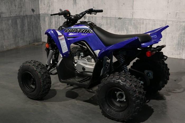 2021 Yamaha Raptor 90 Photo 4 of 10