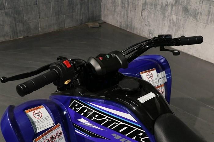 2021 Yamaha Raptor 90 Photo 6 of 10