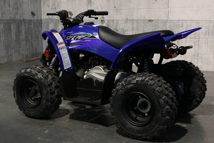 2021 Yamaha YFZ50 Photo 4 of 10