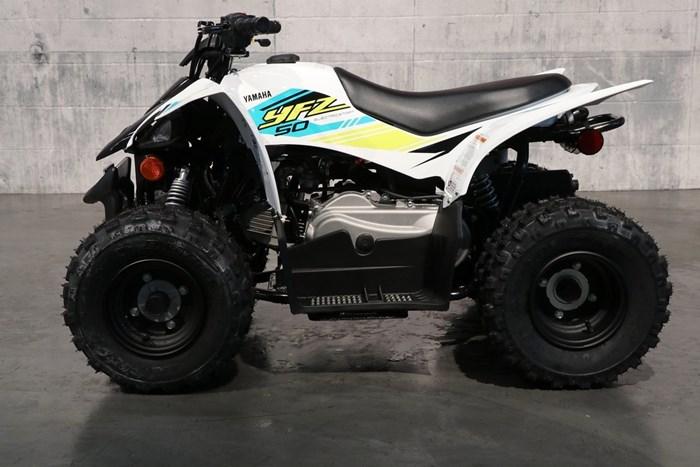 2021 Yamaha YFZ50 Photo 3 of 10