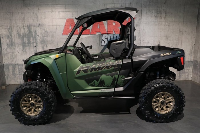 2021 Yamaha 2021 WOLVERINE® RMAX™2 1000 EPS SE Photo 2 of 15