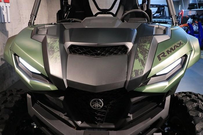 2021 Yamaha 2021 WOLVERINE® RMAX™2 1000 EPS SE Photo 10 of 15