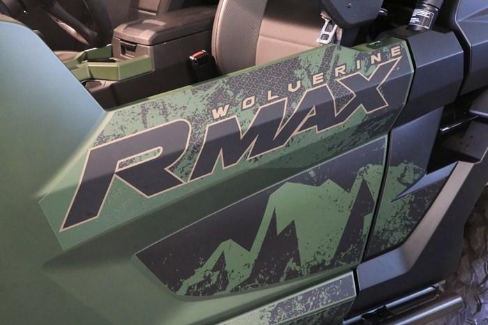 2021 Yamaha 2021 WOLVERINE® RMAX™2 1000 EPS SE Photo 13 of 15