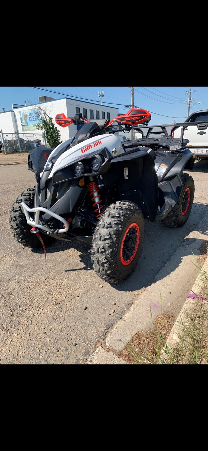 2017 Can-Am Renegade 1000xxc Photo 1 of 6