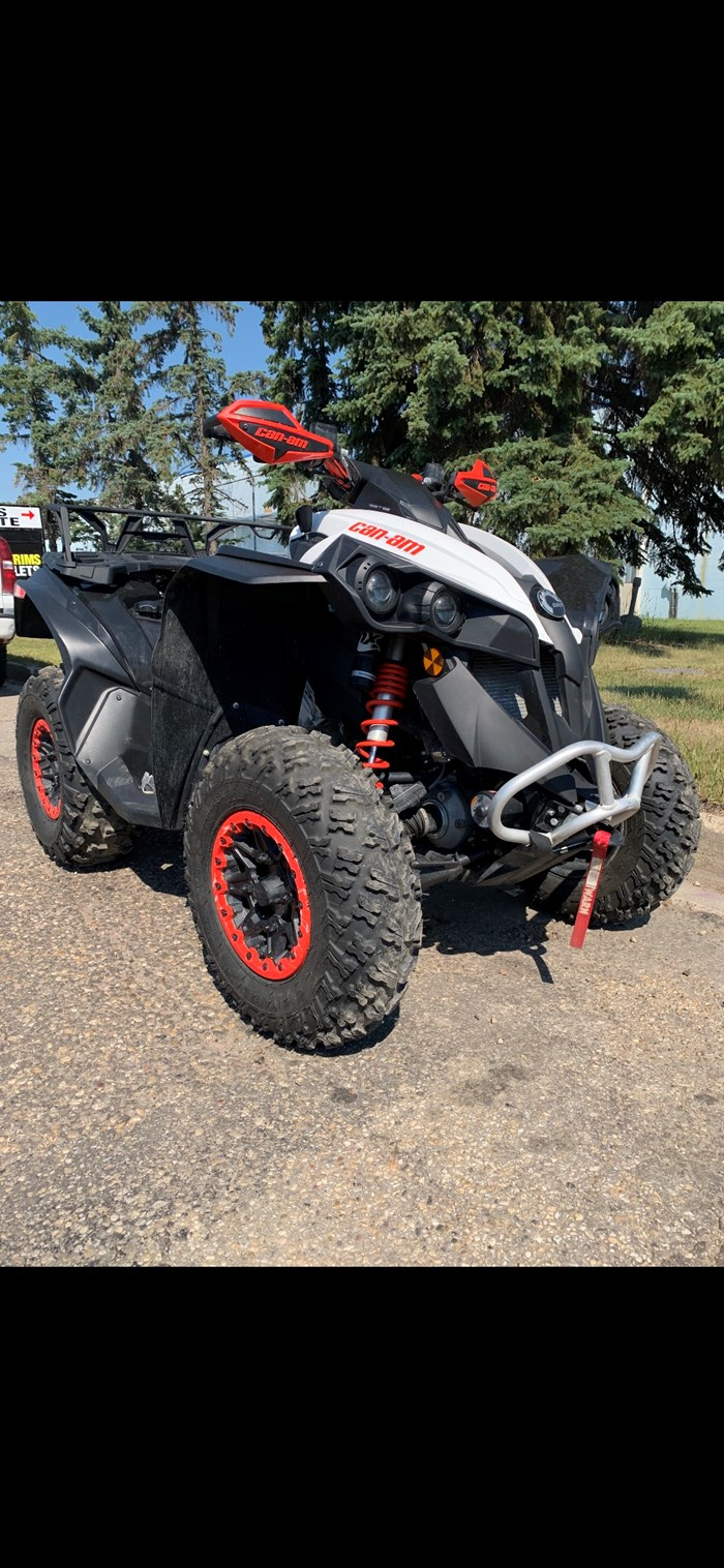 2017 Can-Am Renegade 1000xxc Photo 4 of 6