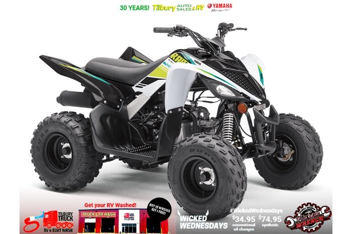 2021 Yamaha Raptor 90 Photo 1 of 2